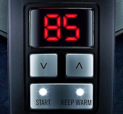 AEG Wasserkocher Temperaturanzeige Test