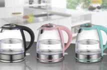 Glas Wasserkocher Test und Empfehlungen