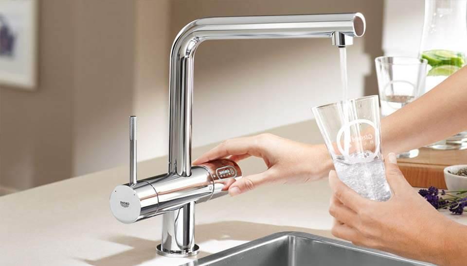 Tipps zum Leitungswasser filtern