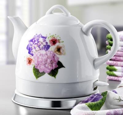 Retro Keramik Wasserkocher Empfehlung