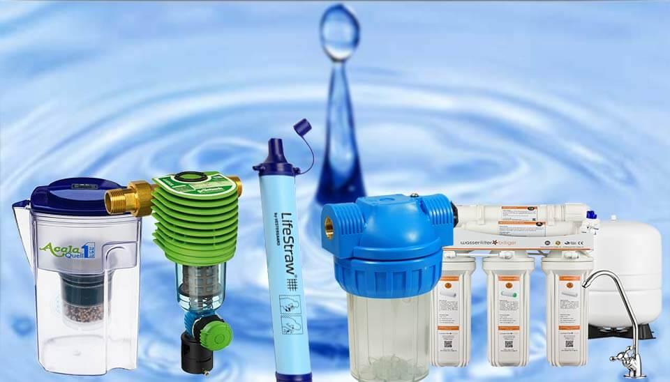 Wasserfilter Vergleich