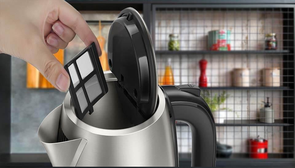 Wasserkocher mit Filter - Die besten Modelle