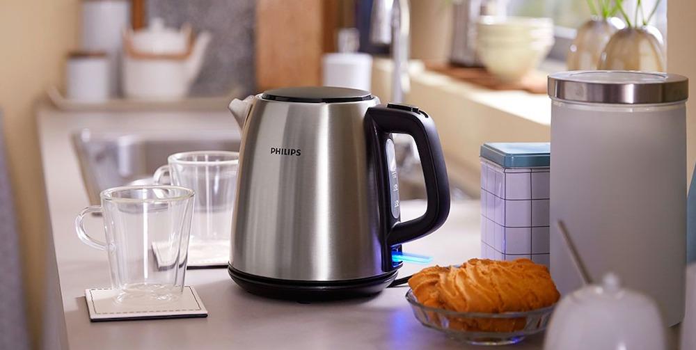 Philips Wasserkocher Empfehlungen und Testbericht
